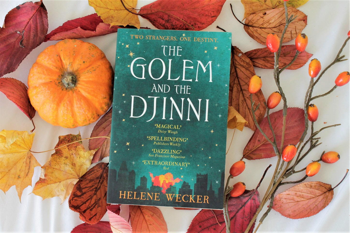 The Golem and the Djinni Helene Wecker