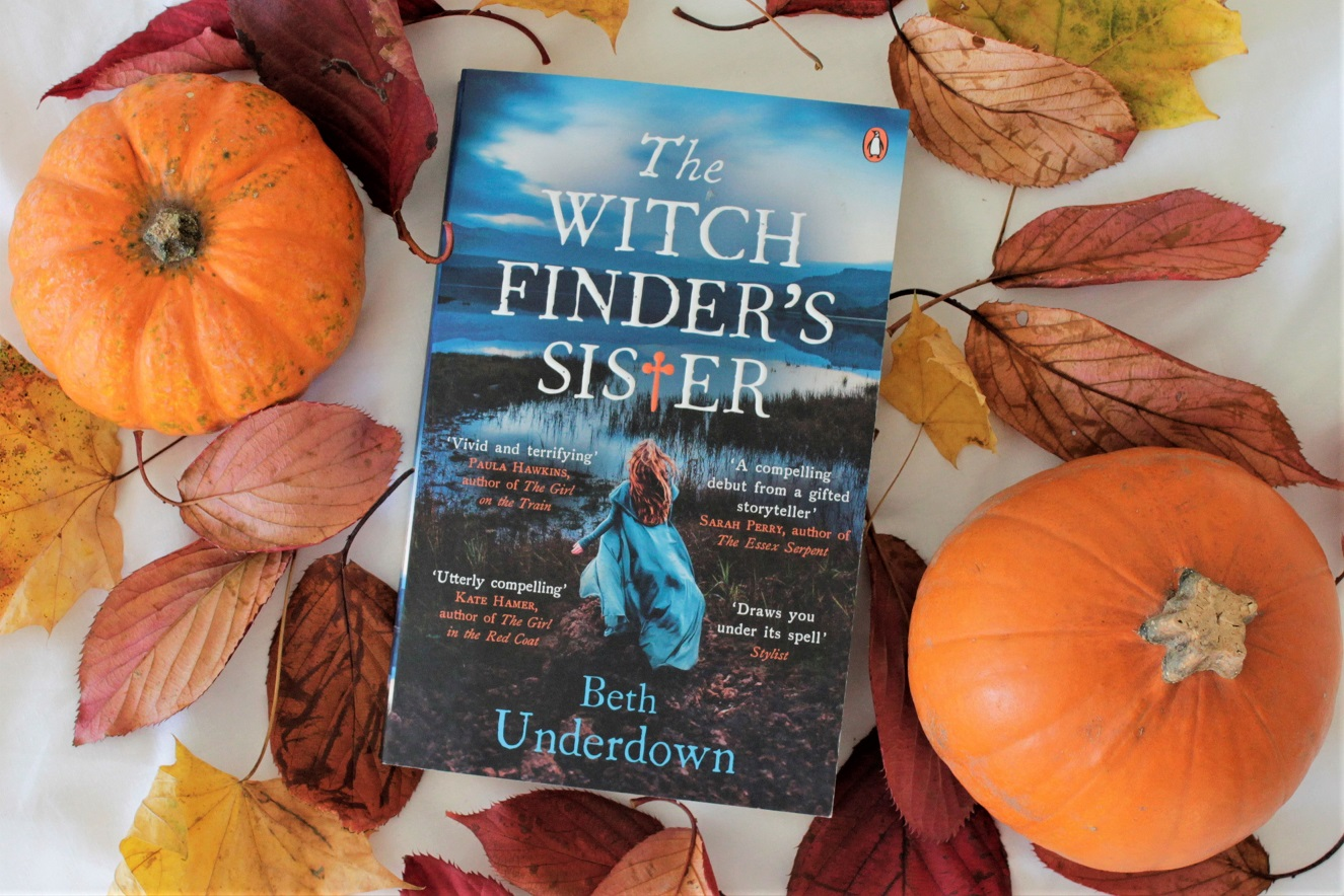 The Witchfinder's Sister Beth Underdown
