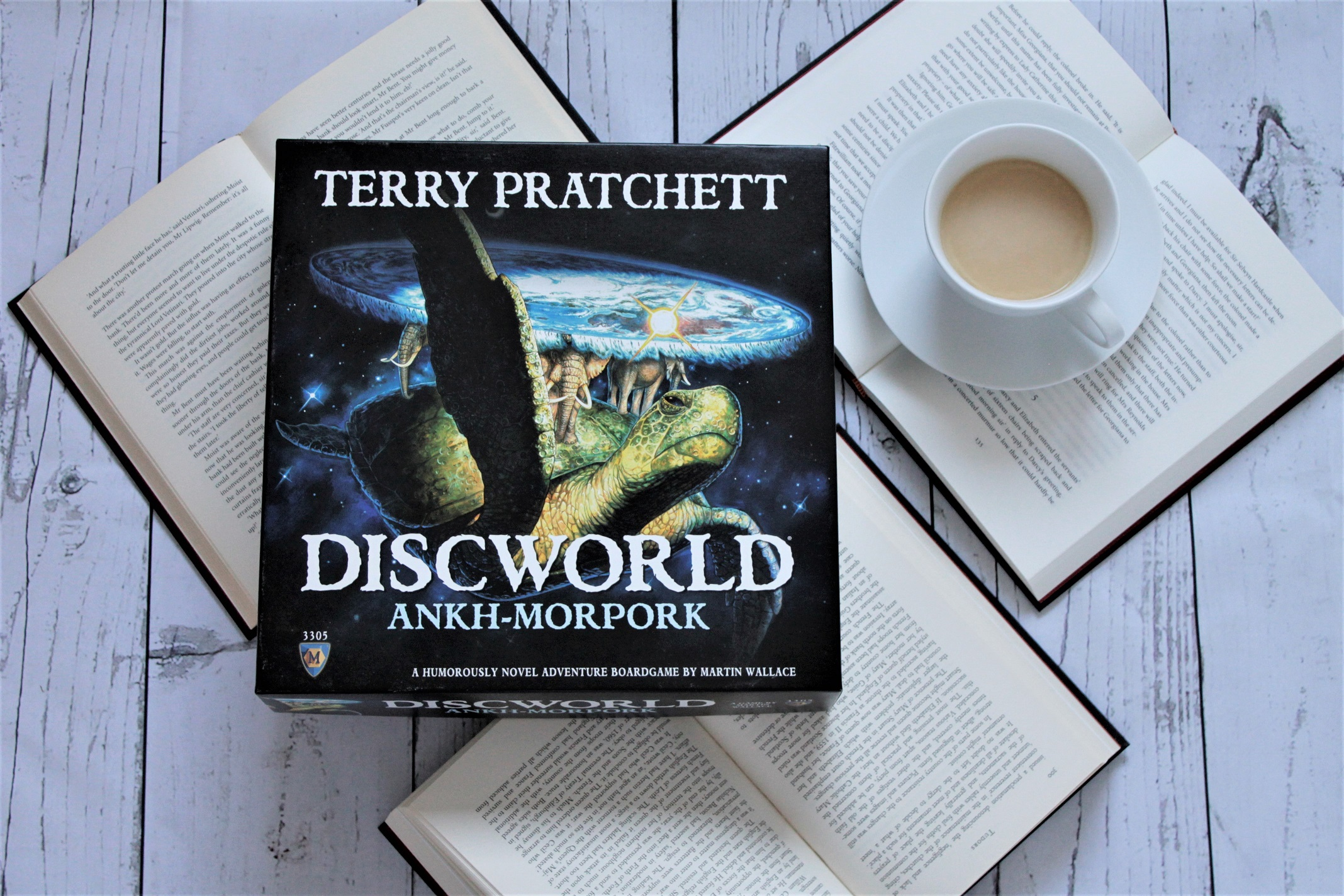 Discworld Boardgame