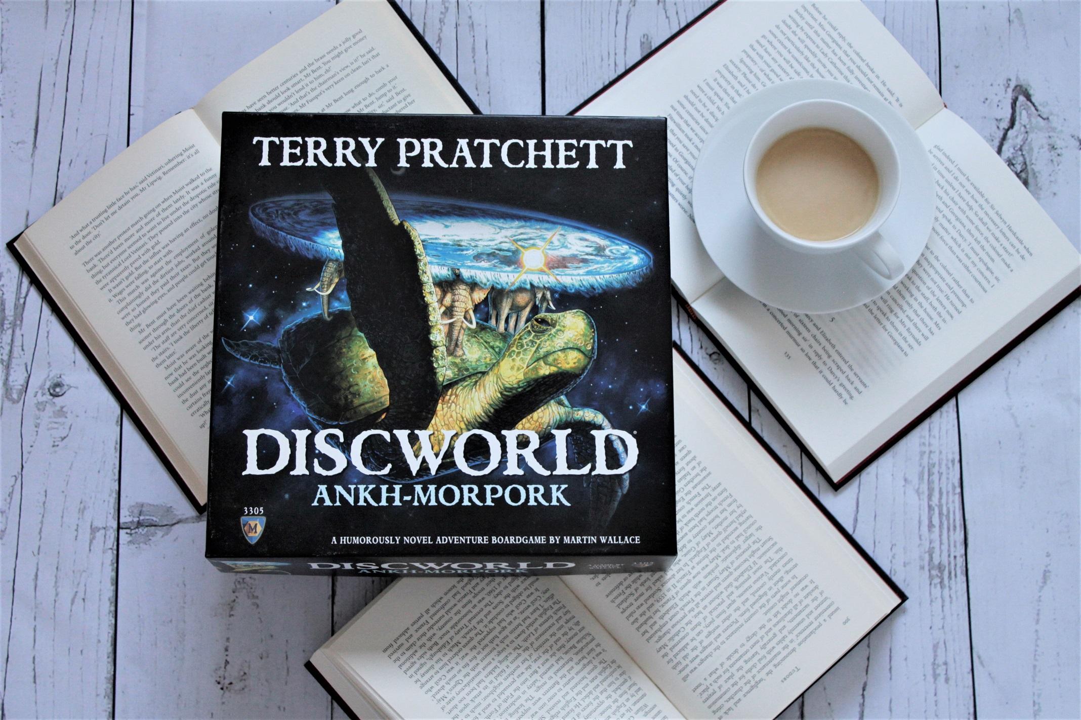 Discworld Boardgame