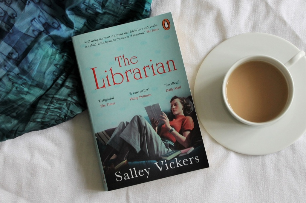 Book The Librarian by Salley Vickers