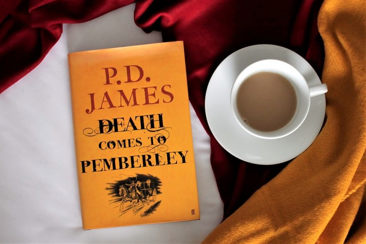 Death Comes to Pemberley P.D. James