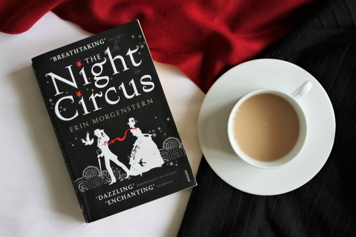 Book: The Night Circus, Erin Morgenstern