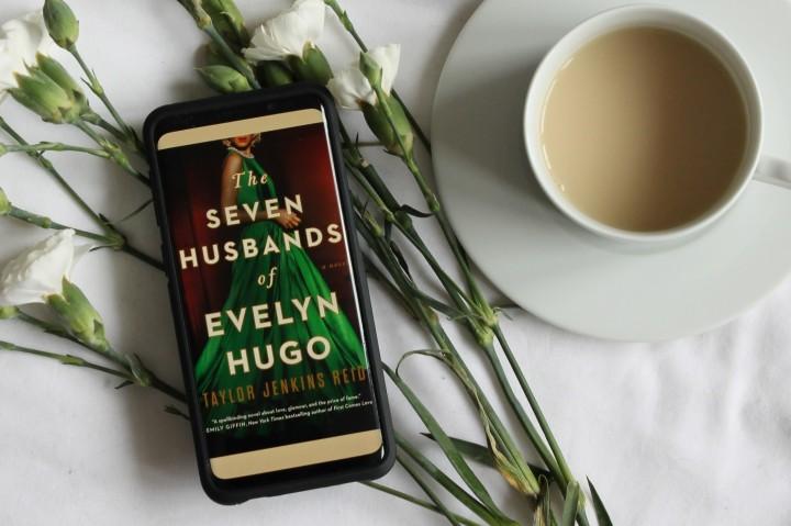 Book: The Seven Husbands of Evelyn Hugo, Taylor Jenkins Reid