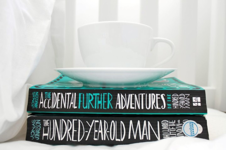 Book: The Hundred-Year-Old Man Who Climbed Out Of A Window And Disappeared by Jonas Jonasson