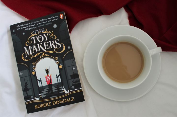 Book: The Toymakers Robert Dinsdale