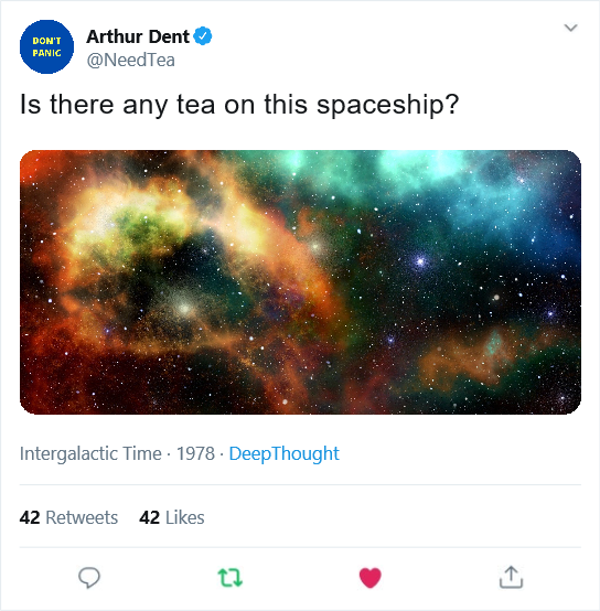 Arthur Dent 2